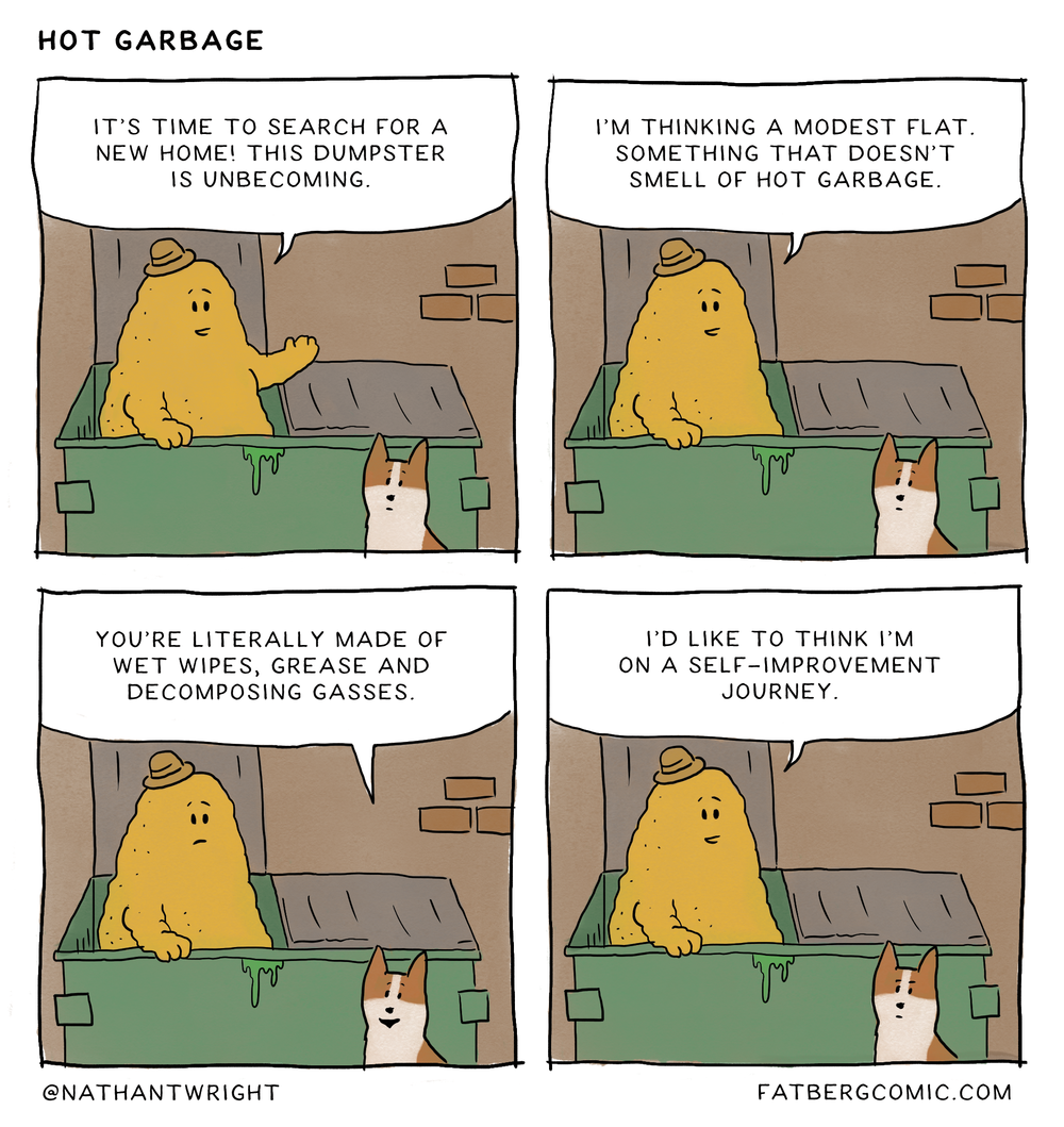 Fatberg webcomic