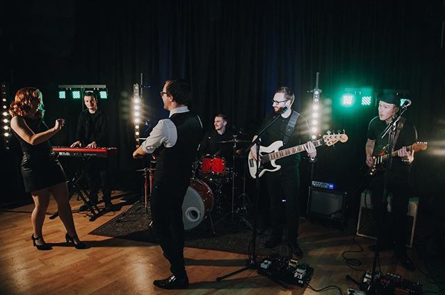 Looking for something a little bigger? Check out our sister band @thevpsband! #6piece #premiumband #weddingband #corporateevents #functionband #livemusic