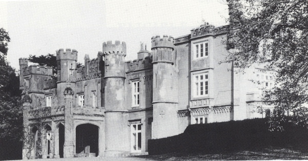 Wall Hall in its glory days...