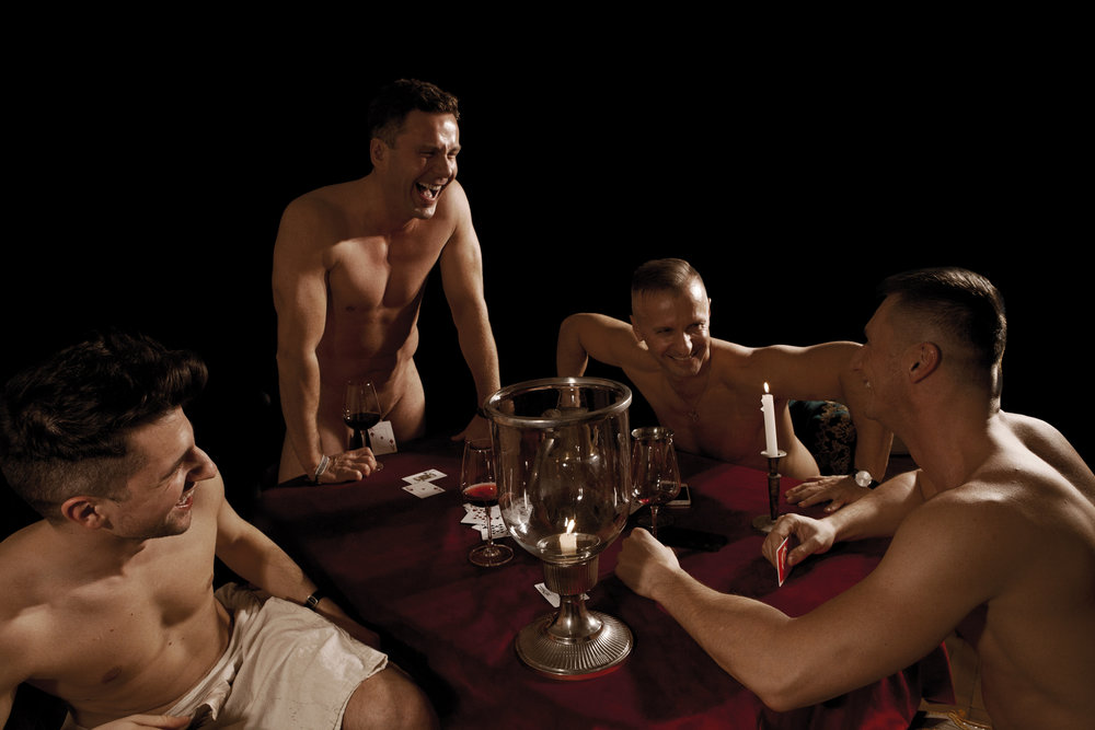 - Players - Strip poker IIIPhotography on paper90x120cmEdition 72015