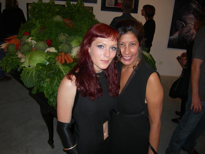 Dellfina with Deborah zafman-the gallery owner.jpg