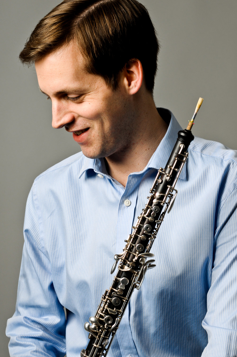 James Turnbull - Oboe