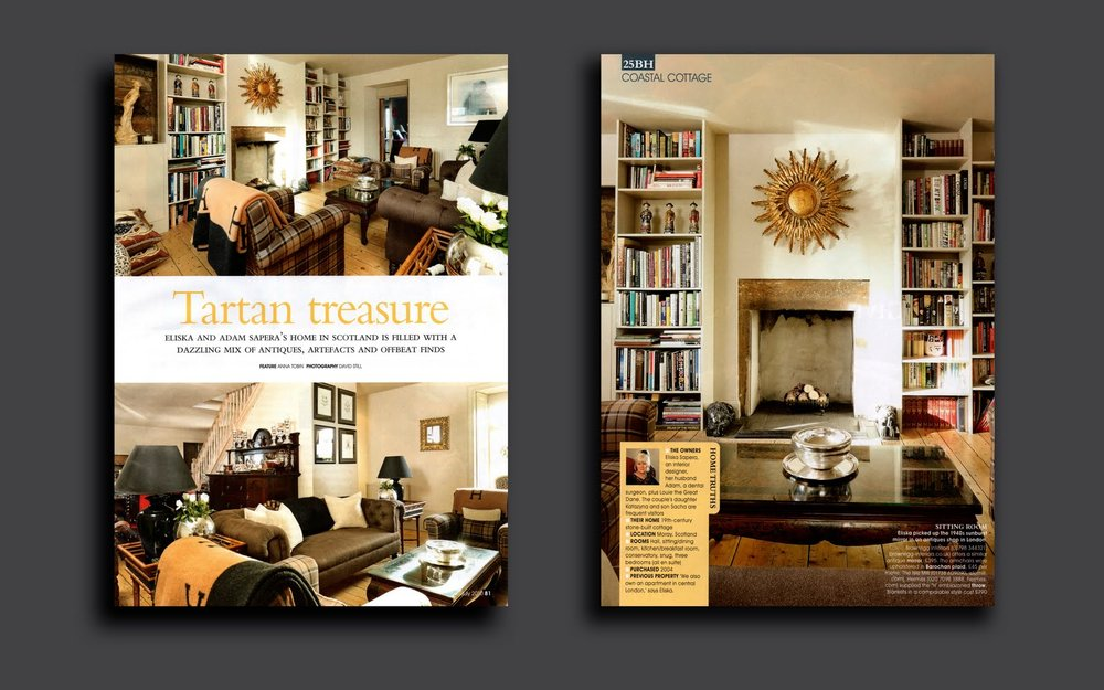 25 Beautiful Homes Pages 80 & 81 July 2010 25 Beautiful Homes Pages 80 & 81 July 2010