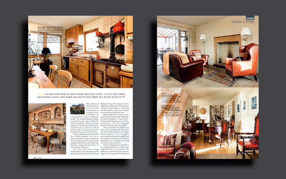 25 Beautiful Homes Pages 82 & 83 July 2010 25 Beautiful Homes Pages 82 & 83 July 2010