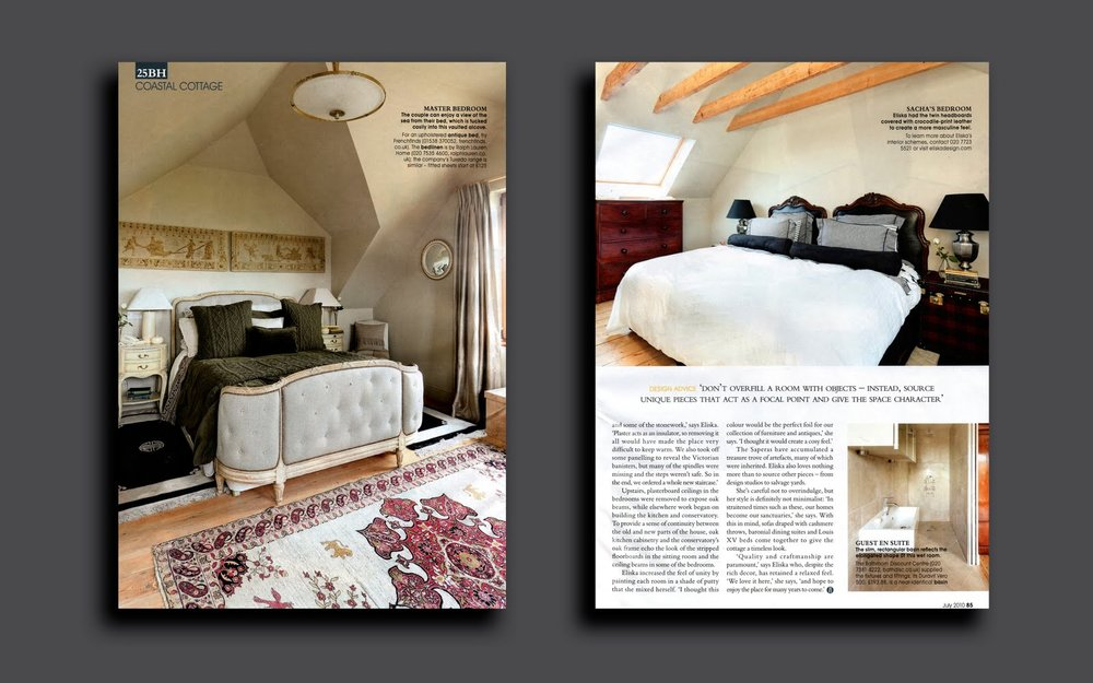25 Beautiful Homes Pages 84 & 85 July 2010 25 Beautiful Homes Pages 84 & 85 July 2010