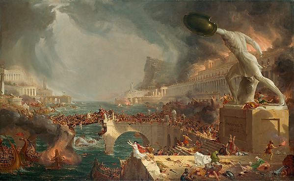 Cole The Course of Empire- Destruction.jpg