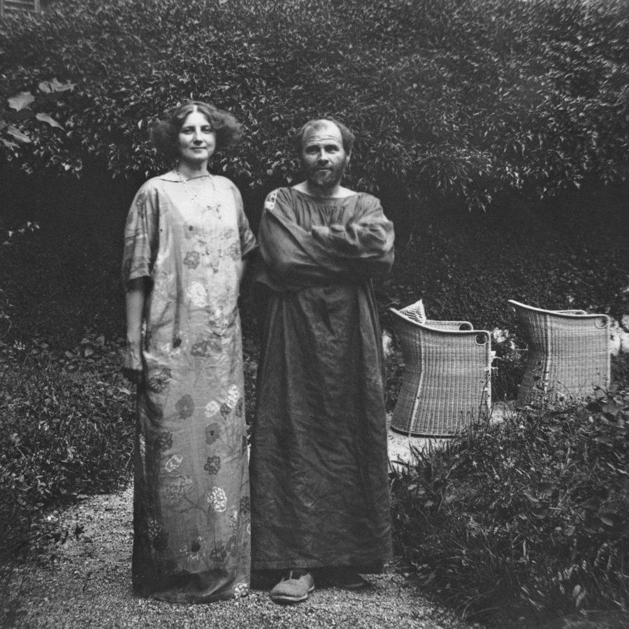 Emilie Flöge & Gustav Klimt