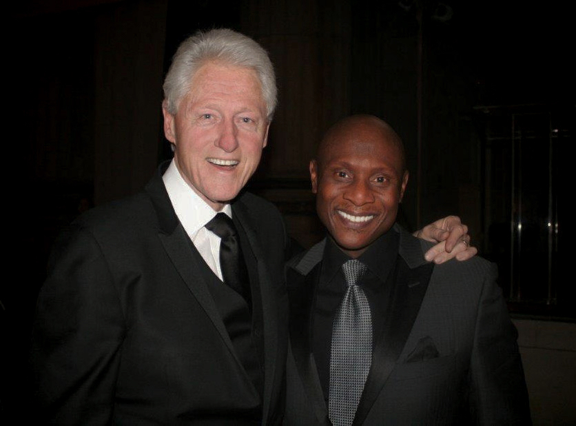 Humanitarian Award Ceremony for Bill Clinton, Washington, D.C.