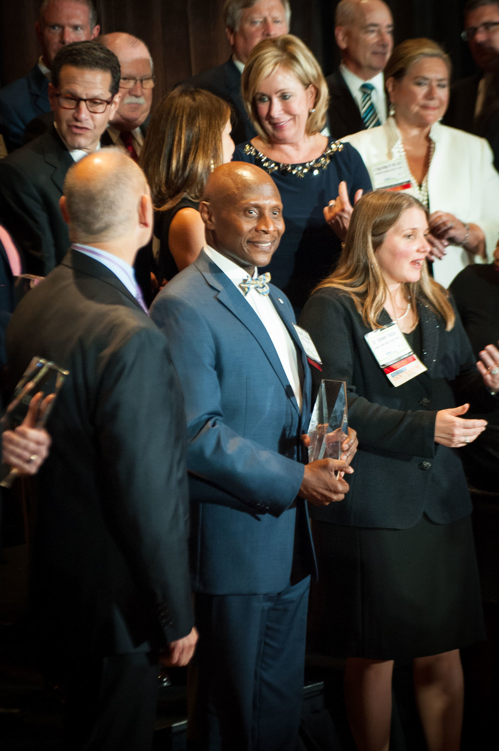 Baltimore Business Journal 50 Top CEO of the Year Award.