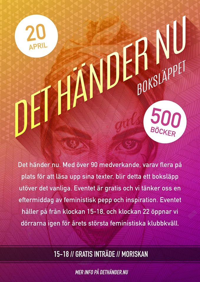 Boksläpp på Moriskan i Malmö