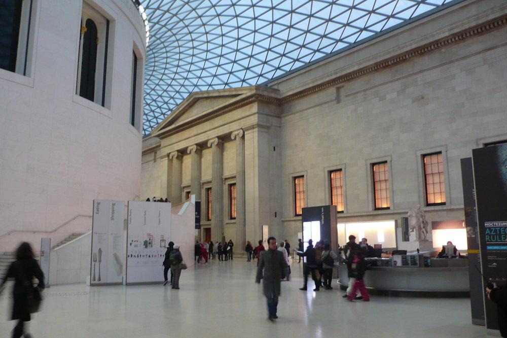 British Museum, London GB
