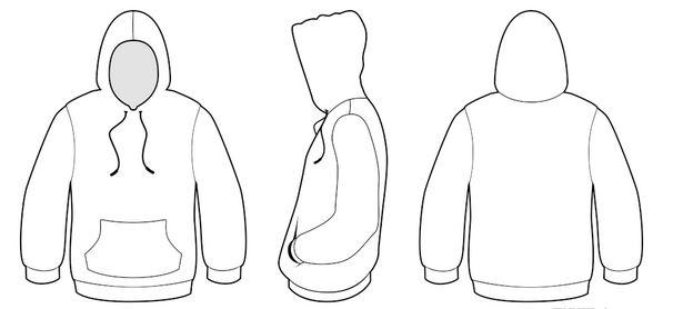 Design Your Own Hoodie — Thee Fashioneer® 7c4ca952b19b