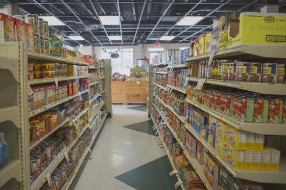 All the essentials... - In addition to these wonderful offerings, we stay stocked with all the staples that you need for your family: sugar, bread, milk, cereal, and more.