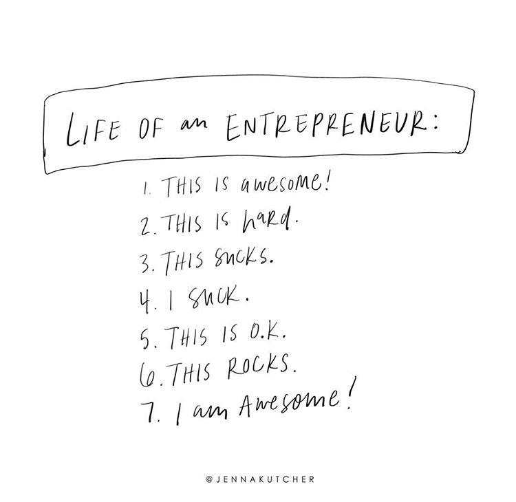 Entrepreneur Life, Jenna Kutcher