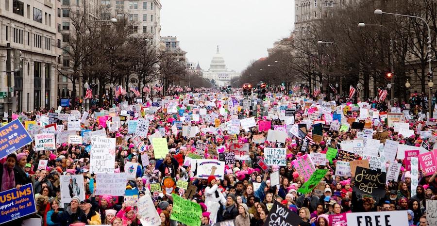 women winning in 2017