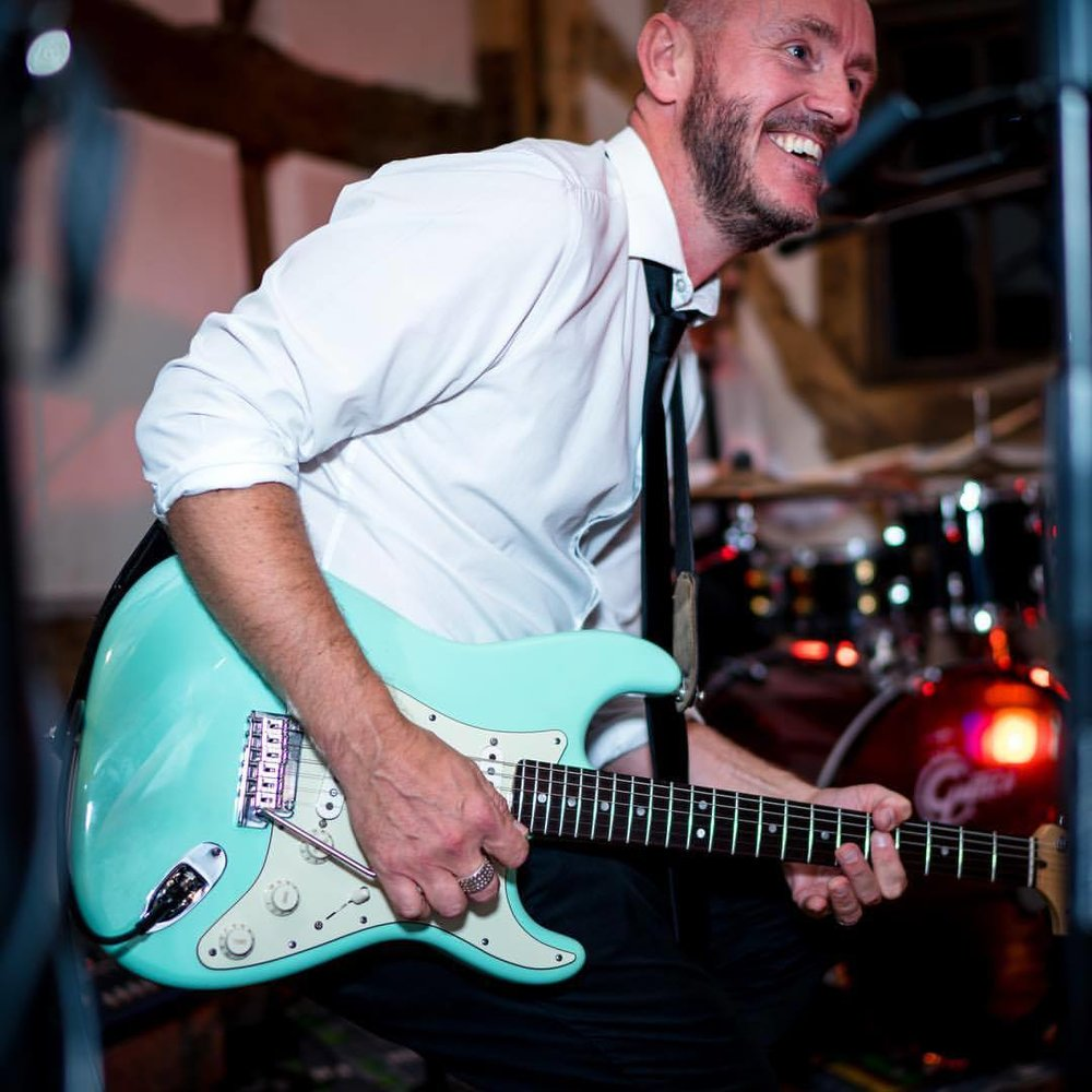 Paul Williams guitar soulstar music