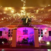 Party Band at Italian Villa, Compton Acres Dorset