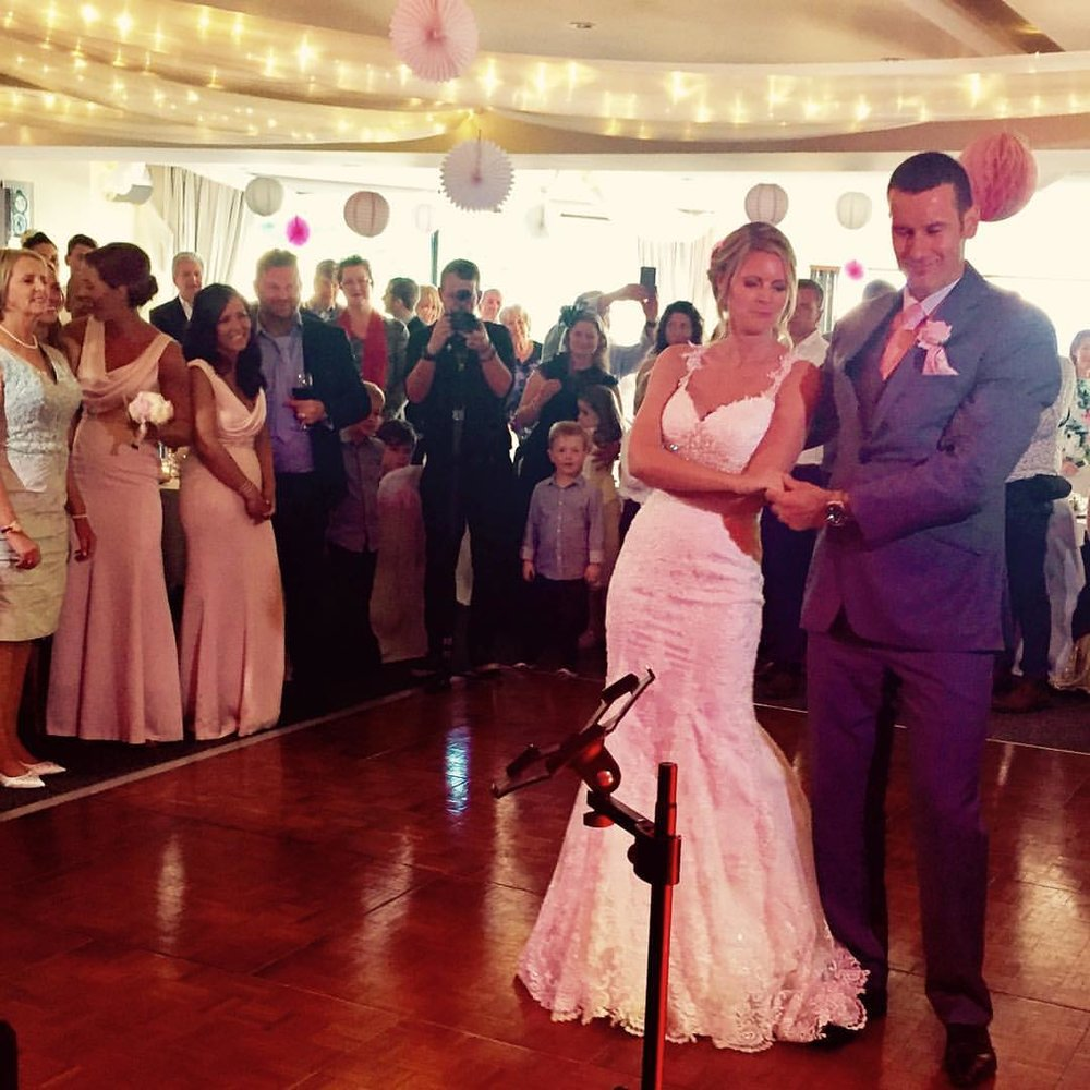 Wedding Band Harbour Heights Poole