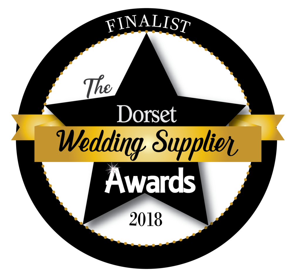 dorset wedding awards 2018 finalist