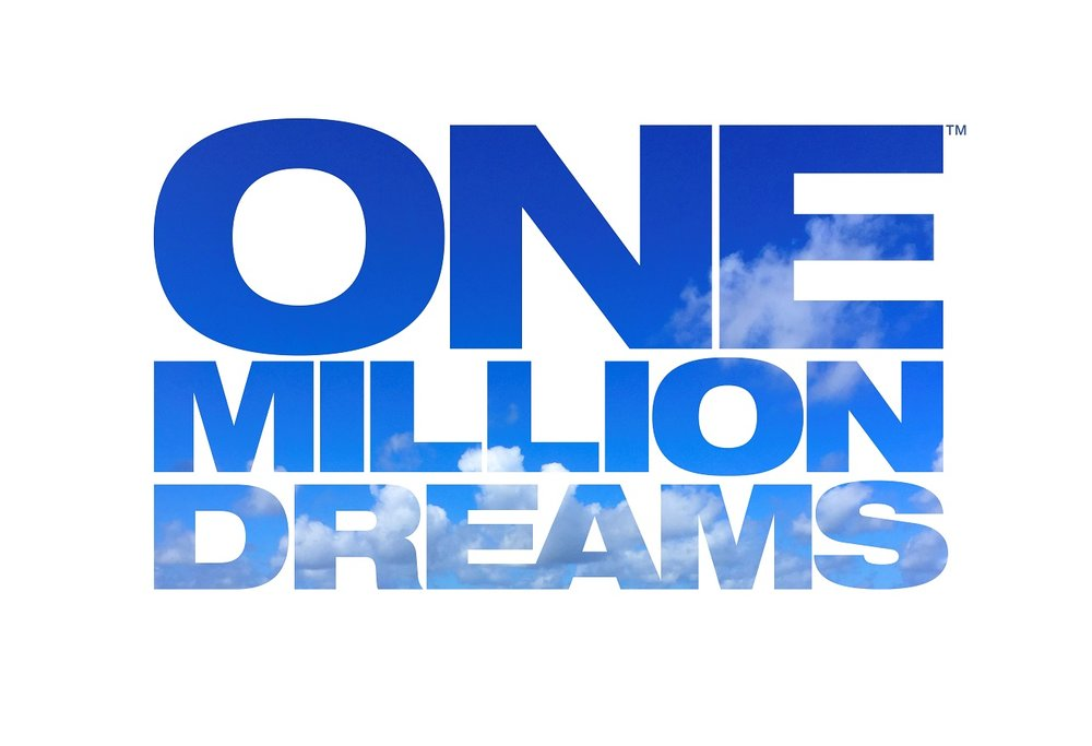 To get the back story on One Million Dreams, Click the Logo Above