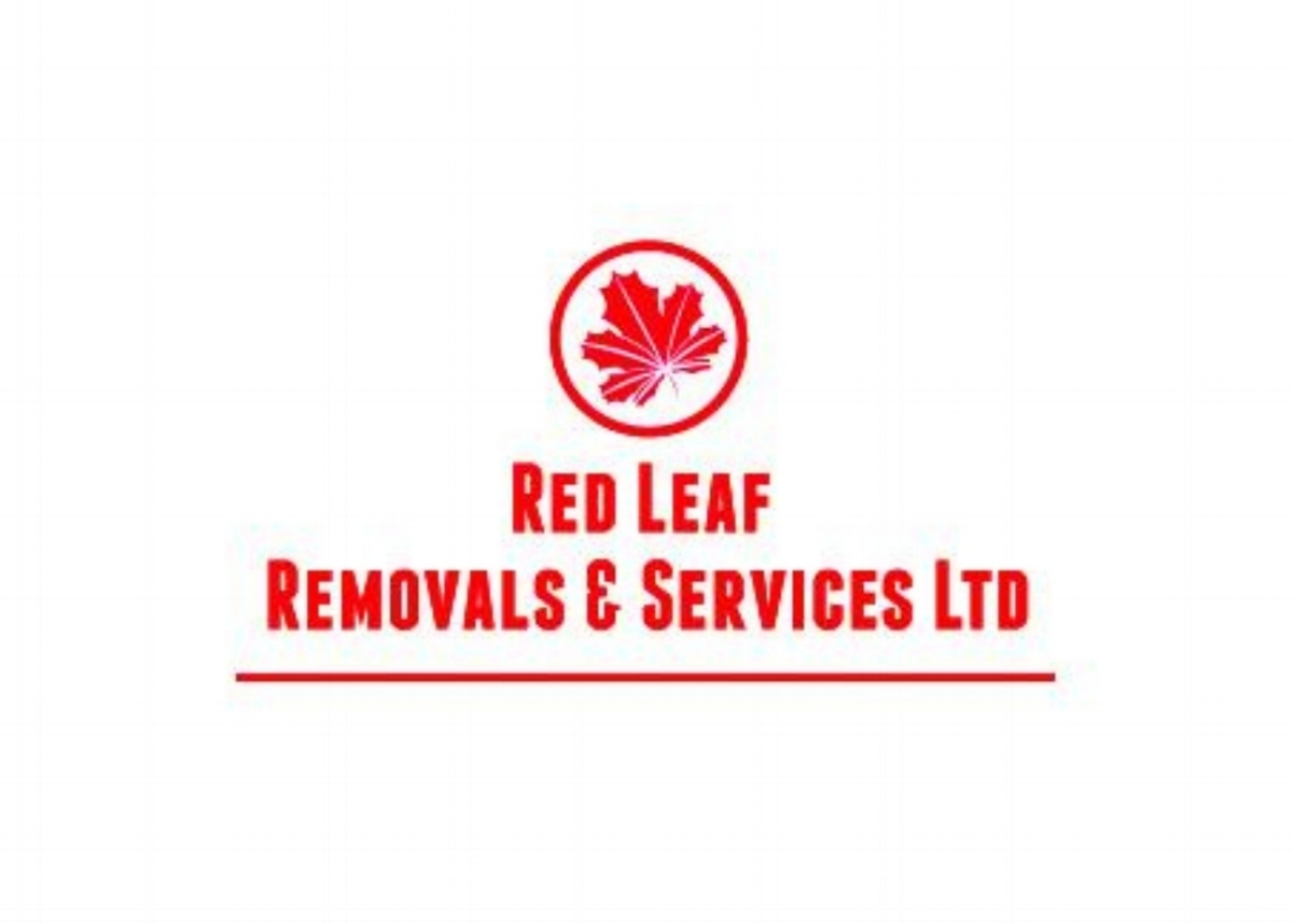 Red Leaf Removals & Services ltd