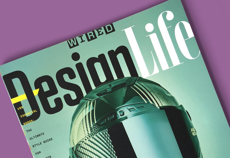 WIRED Design Life — Rachel Sanzo