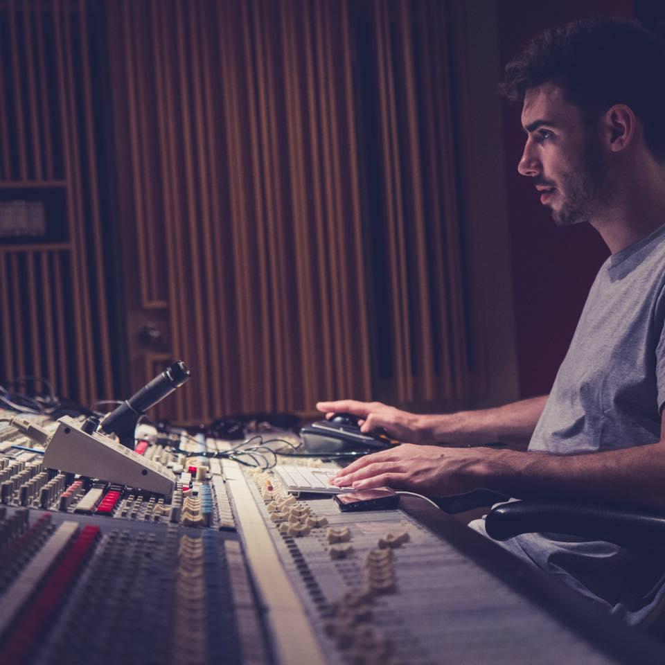 Matt Stevens - Mixing