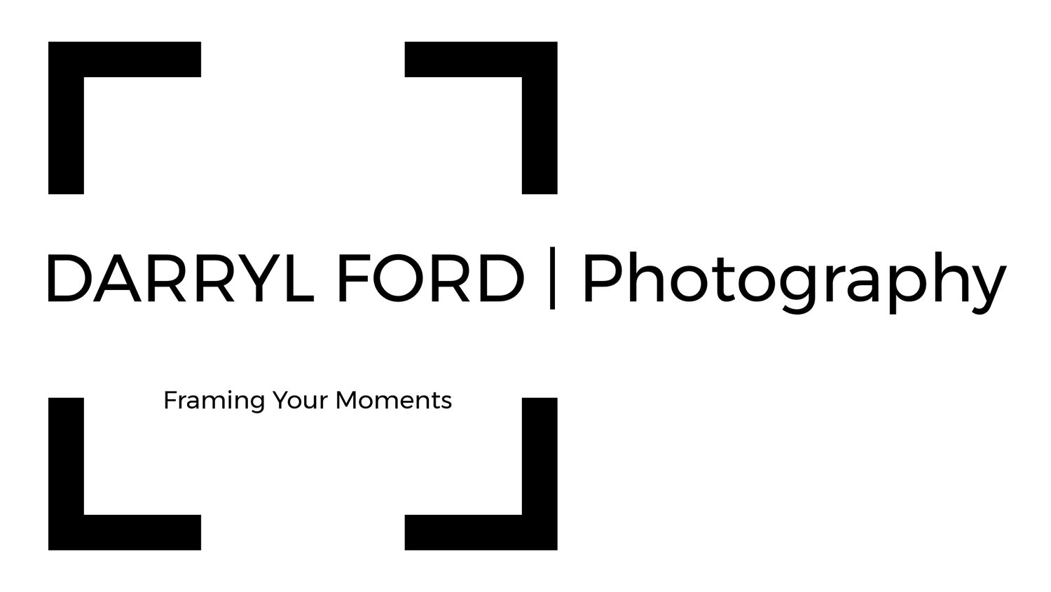 DARRYL  FORD | PHOTOGRAPHY