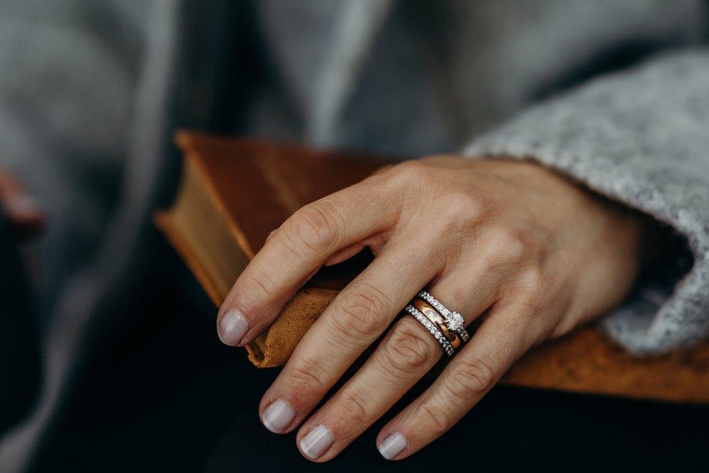 Ringar för kärleken - Ringen som påminner om er kärlek