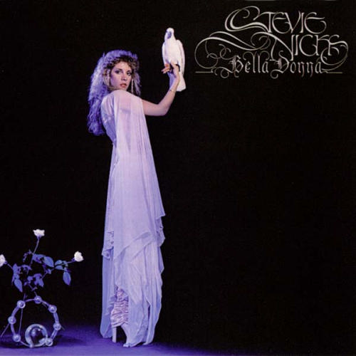 Image credit: Stevie Nicks album cover, 1981