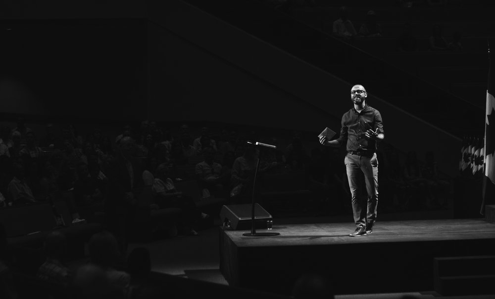 Improvising a Better World - Jeff's college and co-writer Dan O'Connor explains the importance of improvisation on stage—and in life—in this entertaining Ted Talk.