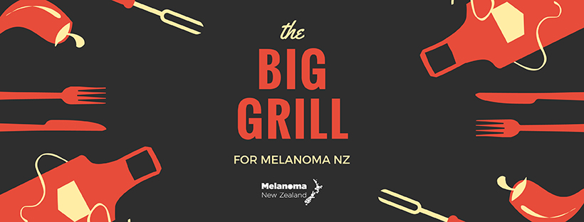 The Big Grill for Melanoma NZ.