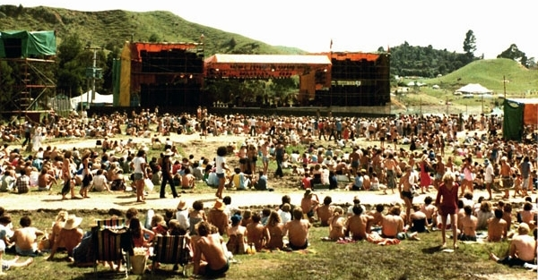 Sweetwaters Music Festival 1980
