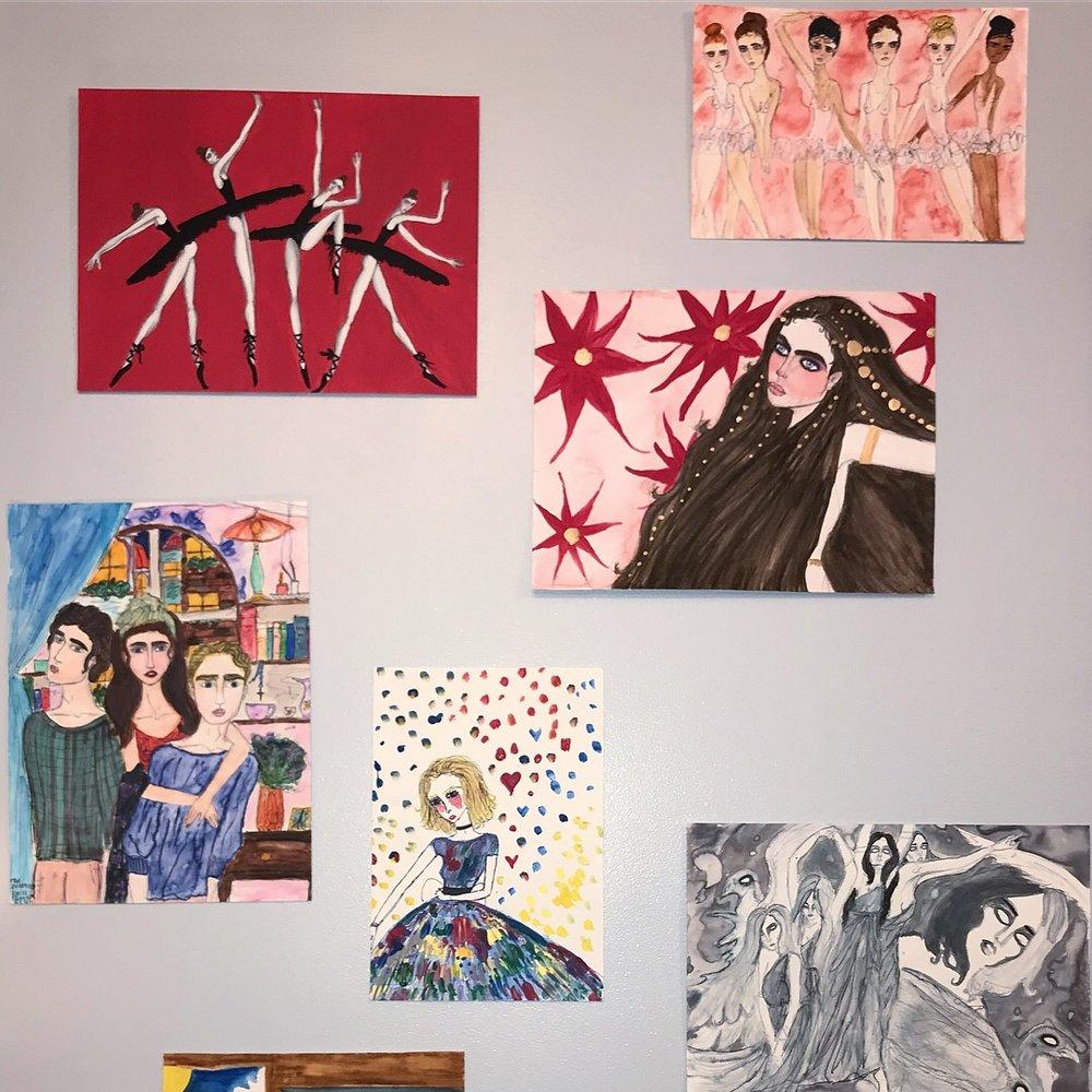 Gallery II Featuring Artwork by Daniel Morrison