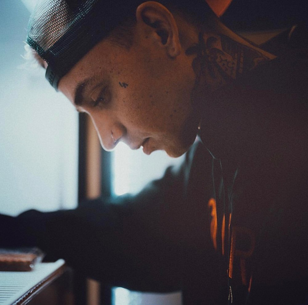 PHOTO: Blackbear /  Instagram