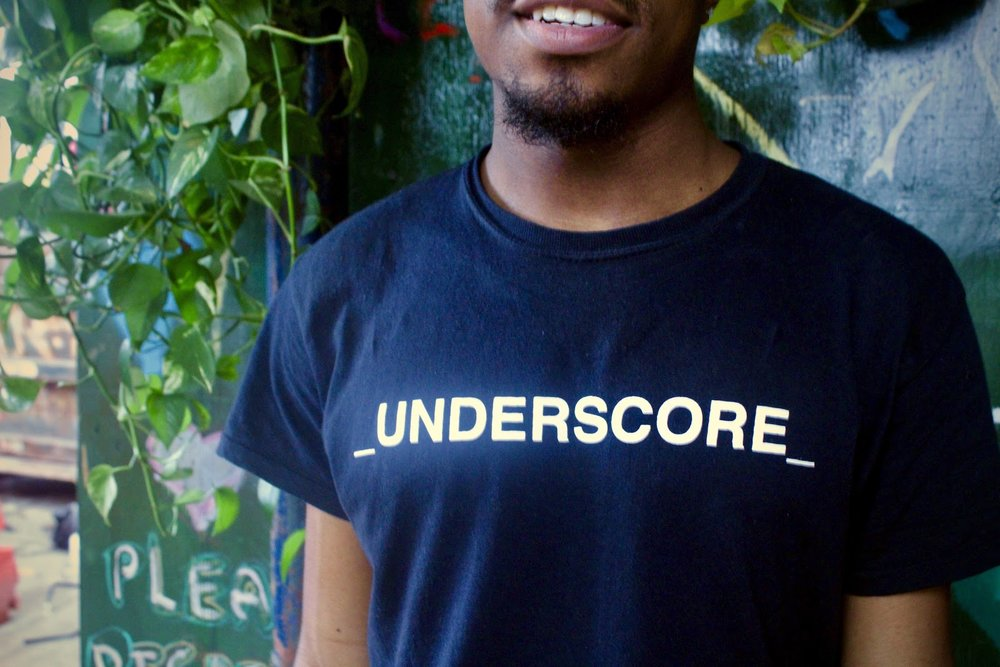 Eddie Hayes, Founder and CEO of Underscore Ave. (PHOTO: Regan Hsieh)