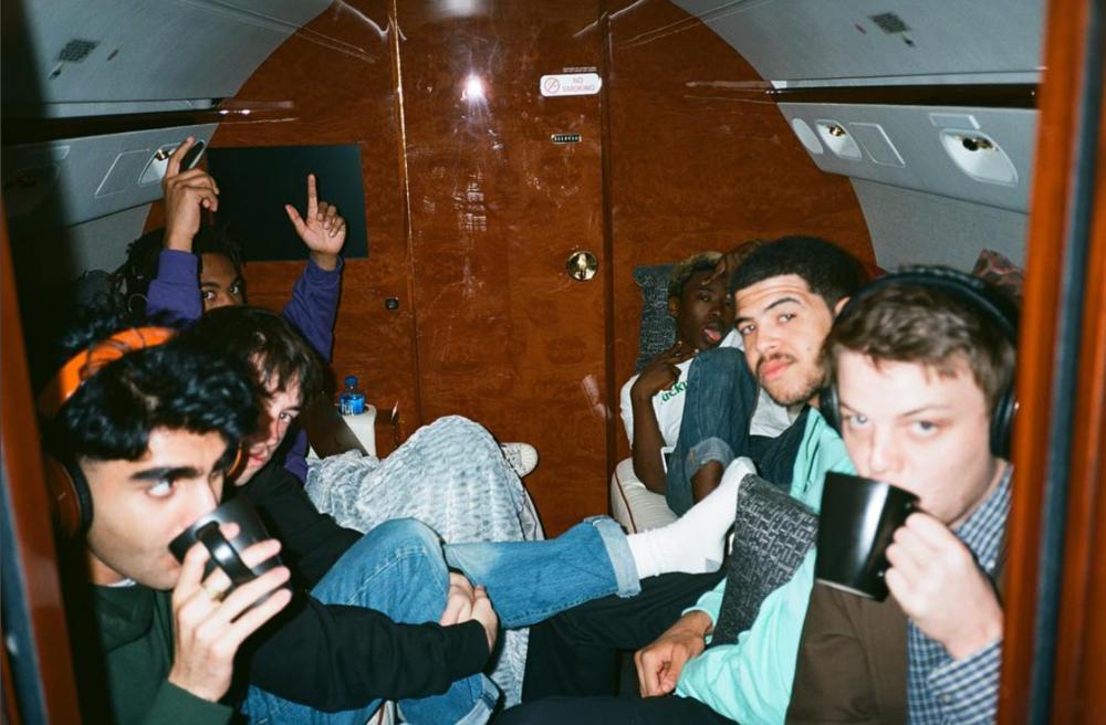 PHOTO: BROCKHAMPTON /  Instagram