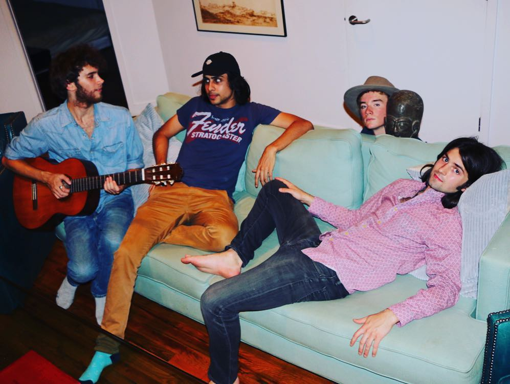 PHOTO: Collective /  Facebook  (left to right: Dylan, Pablo, Jenson, Eamon)