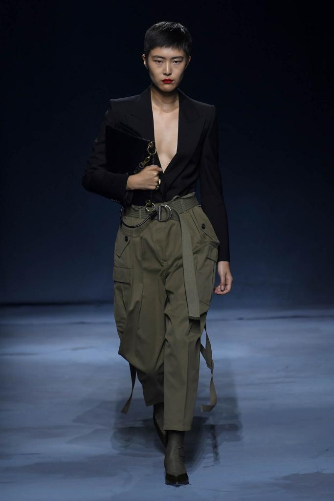 PHOTO: Givenchy RTW Spring 2019 / Giovanni Giannoni
