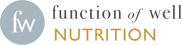 Function of Well Nutrition