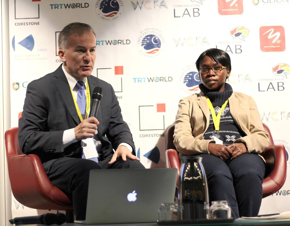 I've been asked many times 'Why South Sudan?' South Sudan - which has few systems, institutions and infrastructure in place - requires strong support to prevent it from collapsing into a long-lasting conflict. The last thing we need right now is another failed state. - - at the World Communications Forum Davos (Geneva), March 2017