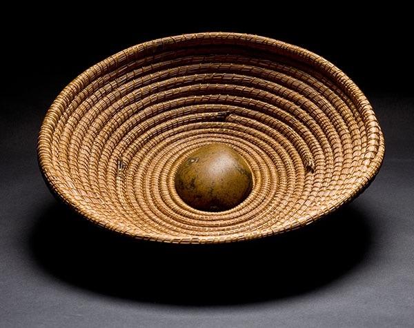 Snake River Stone Basket II
