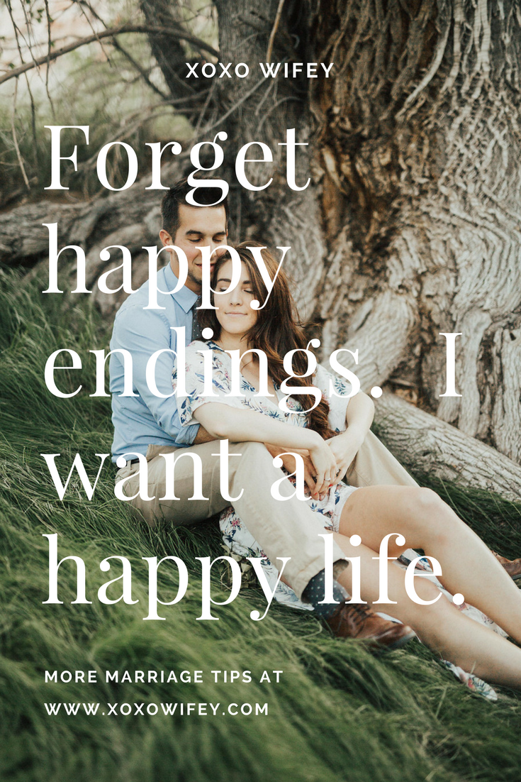 I want a happy marriage 73