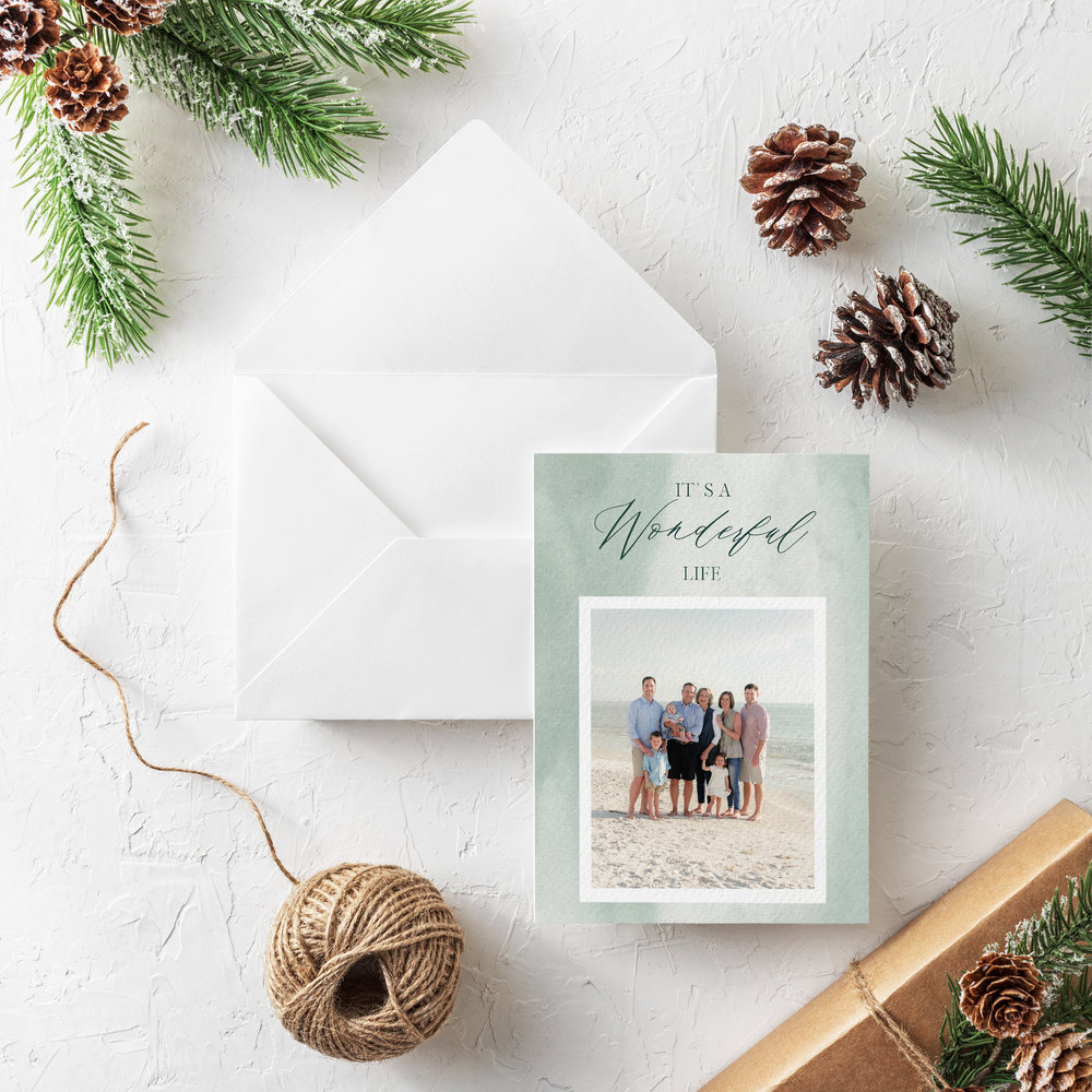 2018 Holiday card collection -