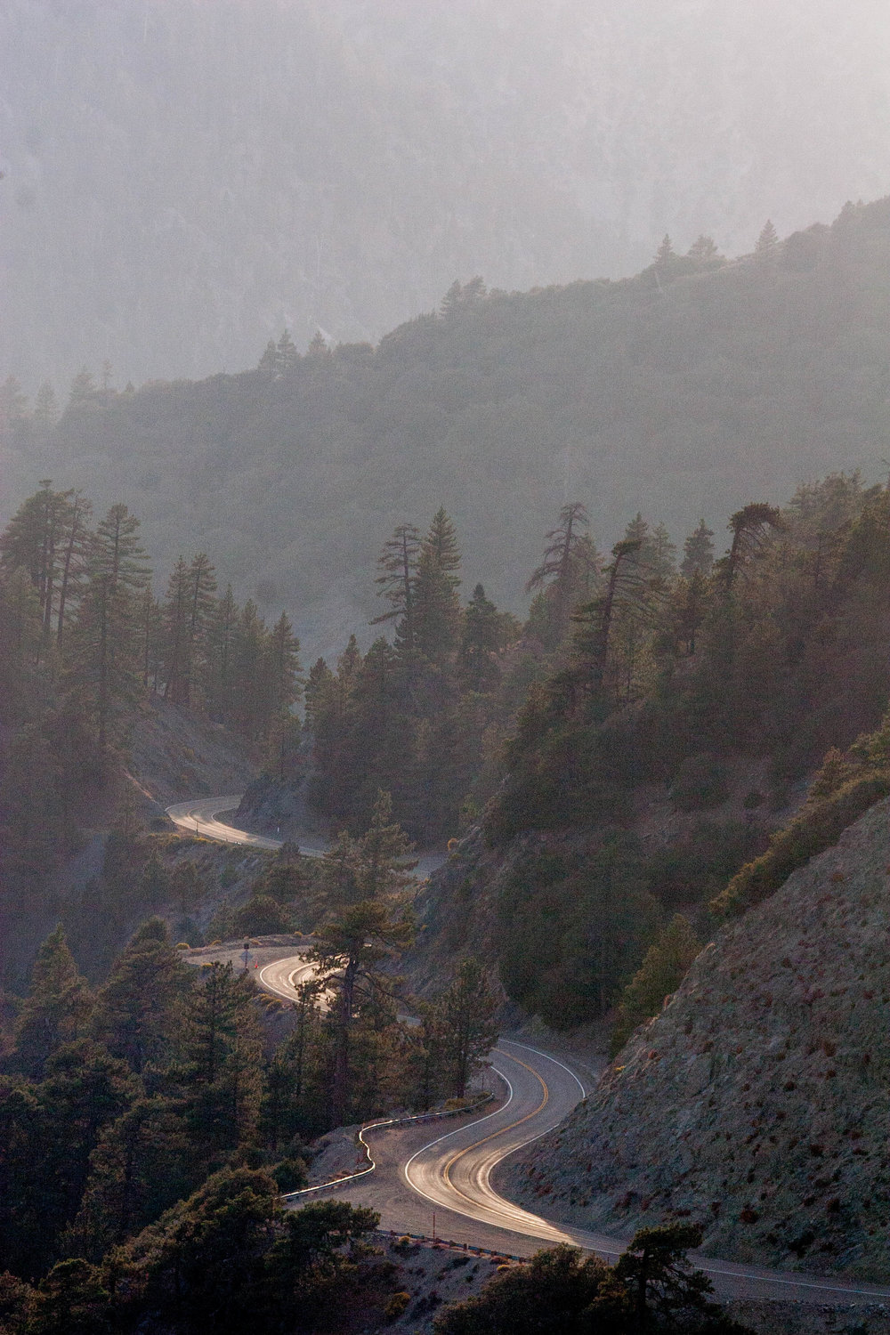 Angeles Crest Highway - Wrightwood