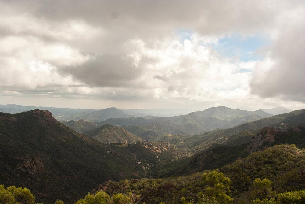 Mishe Mokwa Trail - Santa Monica Mountains