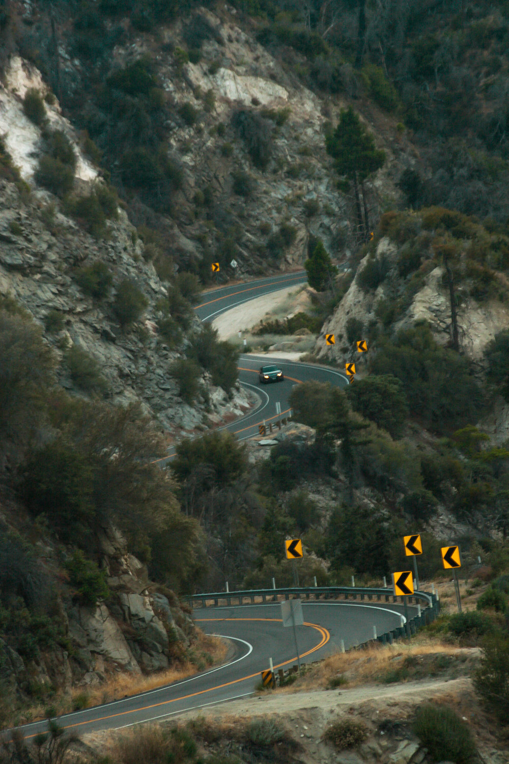 Angeles Forest Highway -