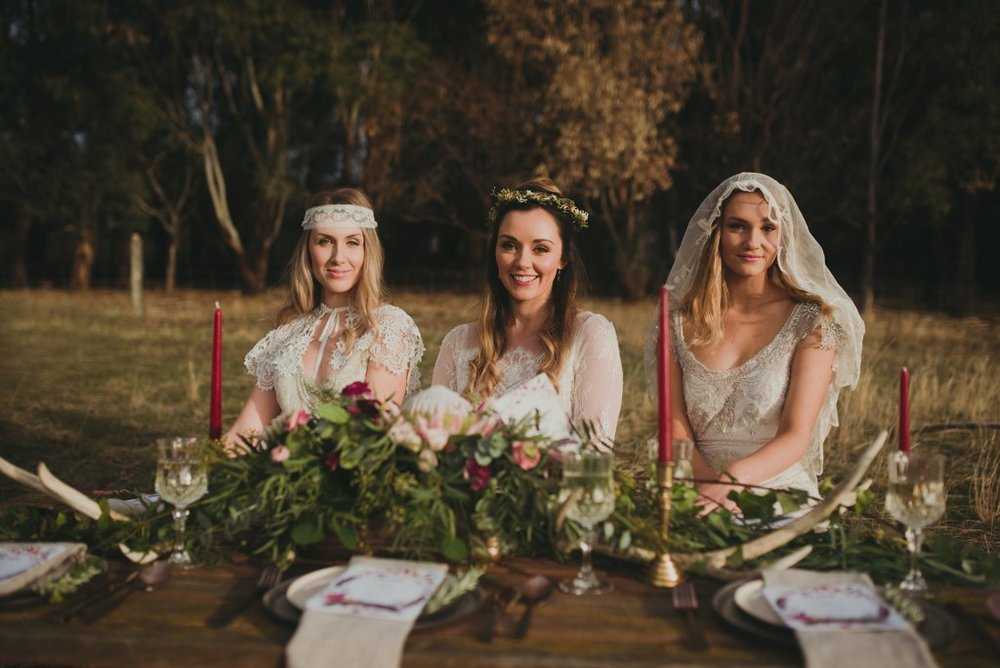 Boho Rustic Shoot