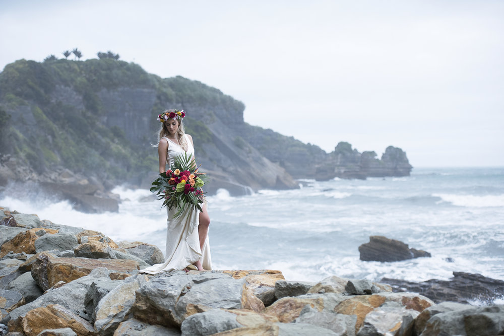 Punakaiki Tropical Shoot