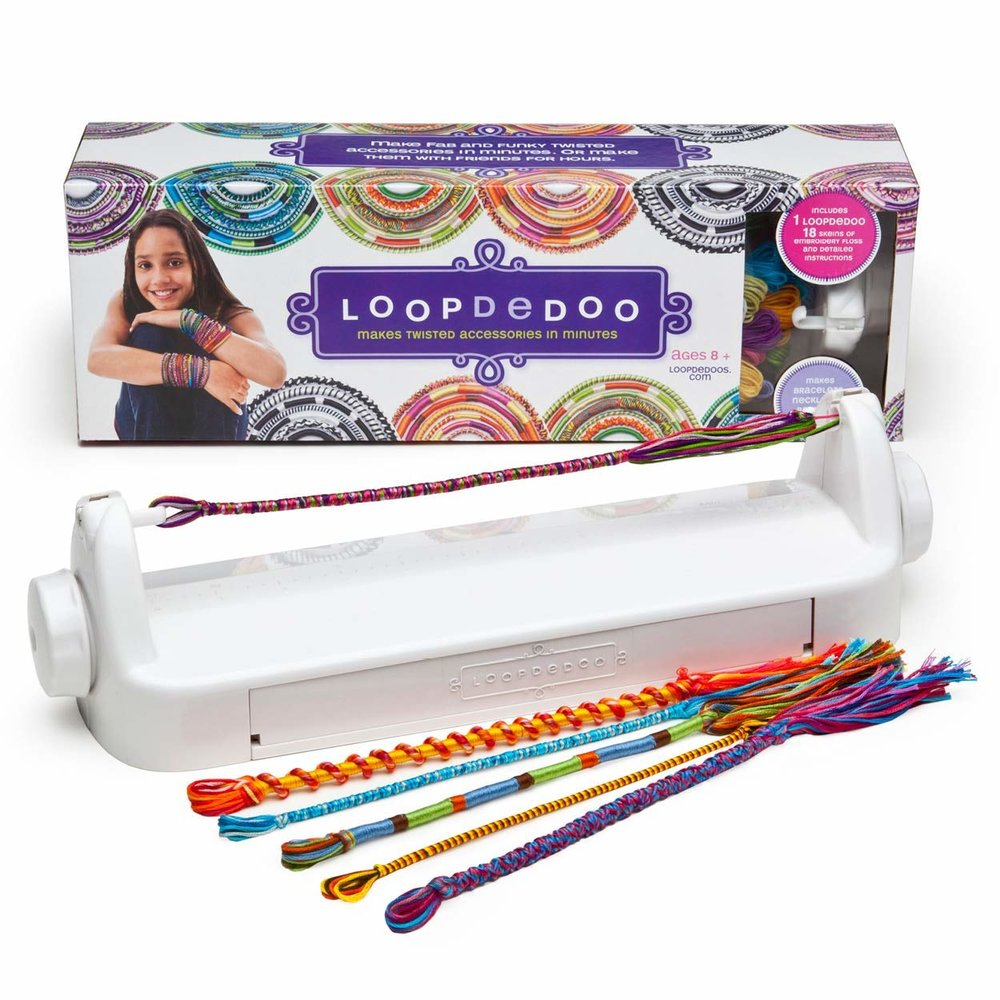 Loopdedoo – Spinning Loom Friendship Bracelet Maker